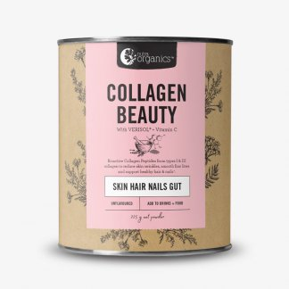 Collagen Beauty with Verisol Skin Hair Nails Gut Nutra Organics