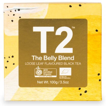 The Belly Blend Loose Leaf Feature Cube