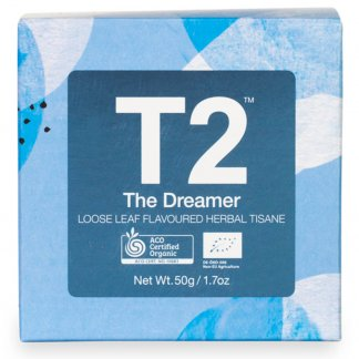 T2™ The Dreamer Loose Leaf - Wellness Feature Cube
